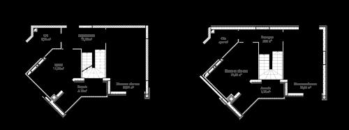 5-кімнатна 101.51м² номер - 72 зображення з ЖК Синергія Сіті