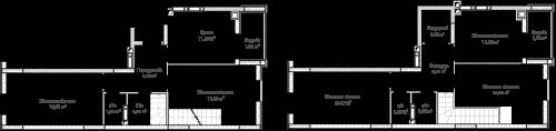 5-кімнатна 116.61м² номер - 65 зображення з ЖК Синергія Сіті