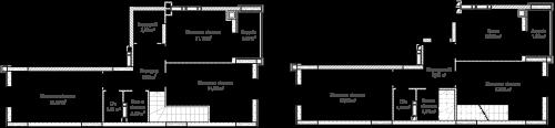 5-кімнатна 115.48м² номер - 65 зображення з ЖК Синергія Сіті